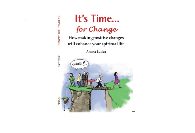 Launch of second book, It's Time... to Change