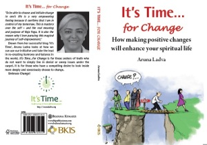 It's Time... for change