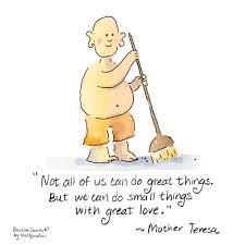 Budha small things