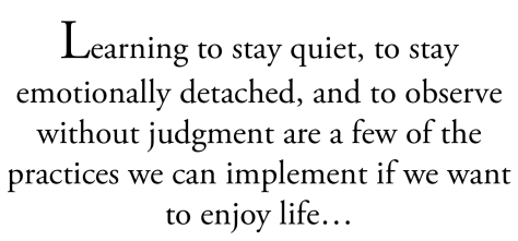 Mind-stay quiet