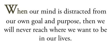Mind-When we complain