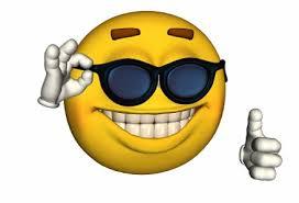 smiley glasses